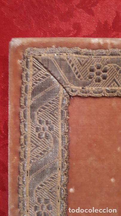 Antigüedades: CRUZ DE CARAVACA. SIGLO XVIII-XIX. - Foto 3 - 210336127