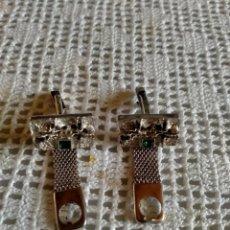 Antigüedades: BONITOS ANTIGUOS GEMELOS. Lote 210425851