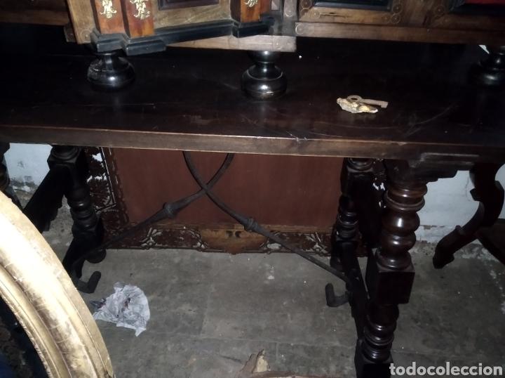 Antigüedades: Bargueño de carey - Foto 5 - 210458063