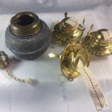 Antigüedades: LOTE RECAMBIOS QUINQUES -(19546). Lote 210474311