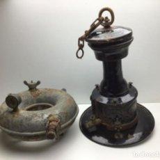 Antigüedades: ANTIGUA LAMPARA PETROMAX - REF 834 - CIRCA 1910/1930 - PARA RESTAURAR. Lote 210555092