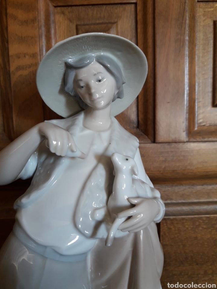 Antigüedades: Preciosa figura de Lladro - Foto 2 - 210582495