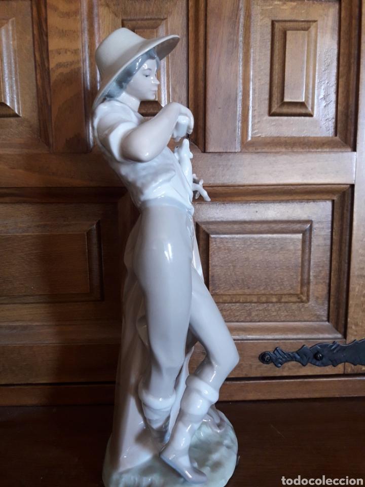 Antigüedades: Preciosa figura de Lladro - Foto 3 - 210582495