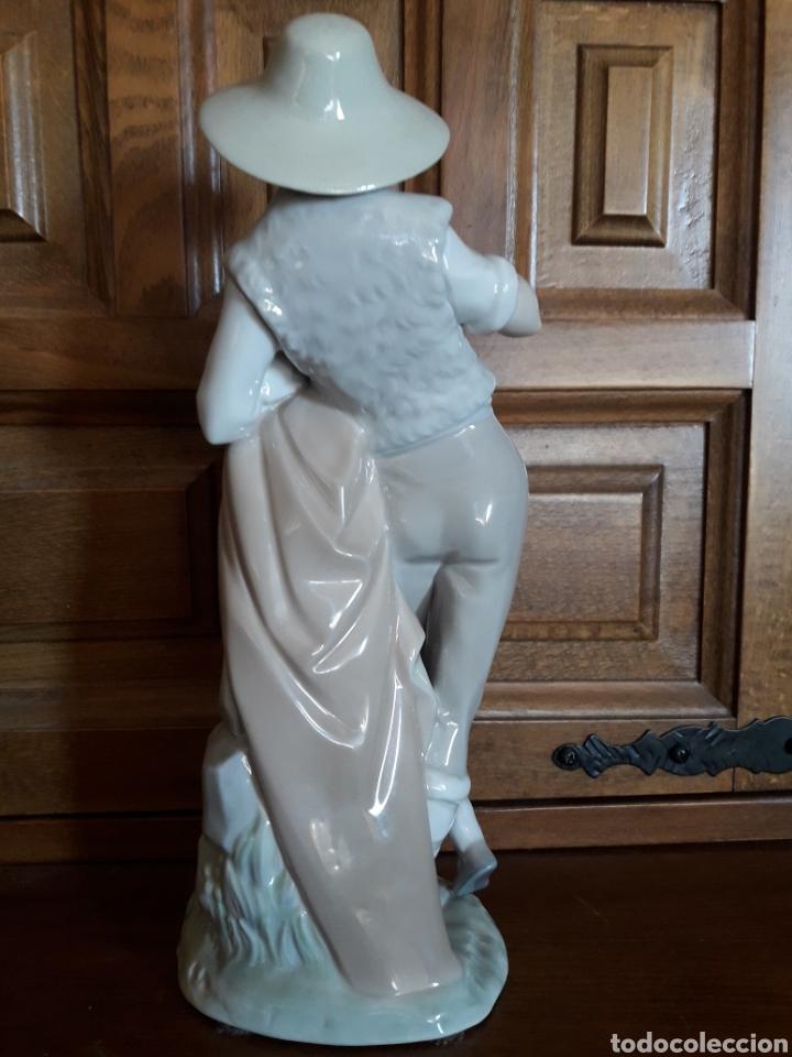Antigüedades: Preciosa figura de Lladro - Foto 4 - 210582495