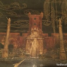 Antigüedades: MESA DE CENTRO CADIZ. Lote 210641586