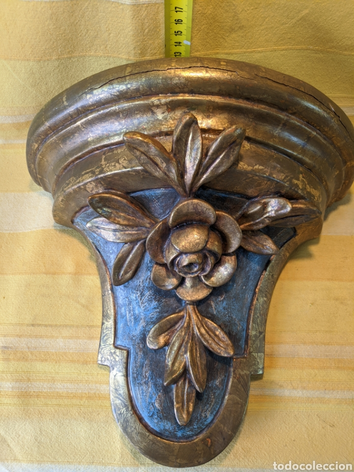 MÉNSULA ANTIGUA (Antigüedades - Muebles Antiguos - Ménsulas Antiguas)
