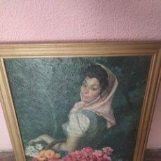 Antigüedades: MARCO ANTIGUO. Lote 210658259