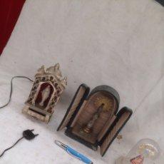 Oggetti Antichi: LOTE FIGURAS RELIGIOSAS!. Lote 210701897