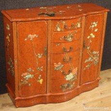 Antigüedades: APARADOR CHINOISERIE LACADO FRANCÉS. Lote 210712949