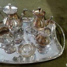 Antigüedades: JUEGO DE CAFÉ. Lote 210725282