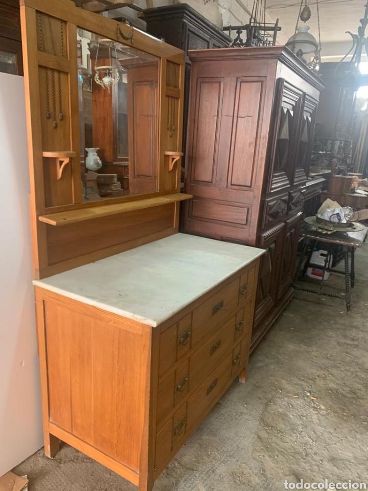 Antigüedades: Antiguo mueble - Foto 11 - 210648943