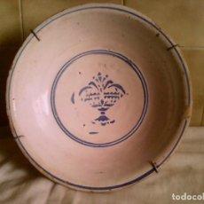Antigüedades: PLATO CERAMICA. Lote 210783080