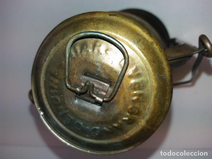 Antigüedades: EXCEPCIONAL GENUINO ANTIGUO FAROL AÑOS 50 S - Foto 32 - 210838316