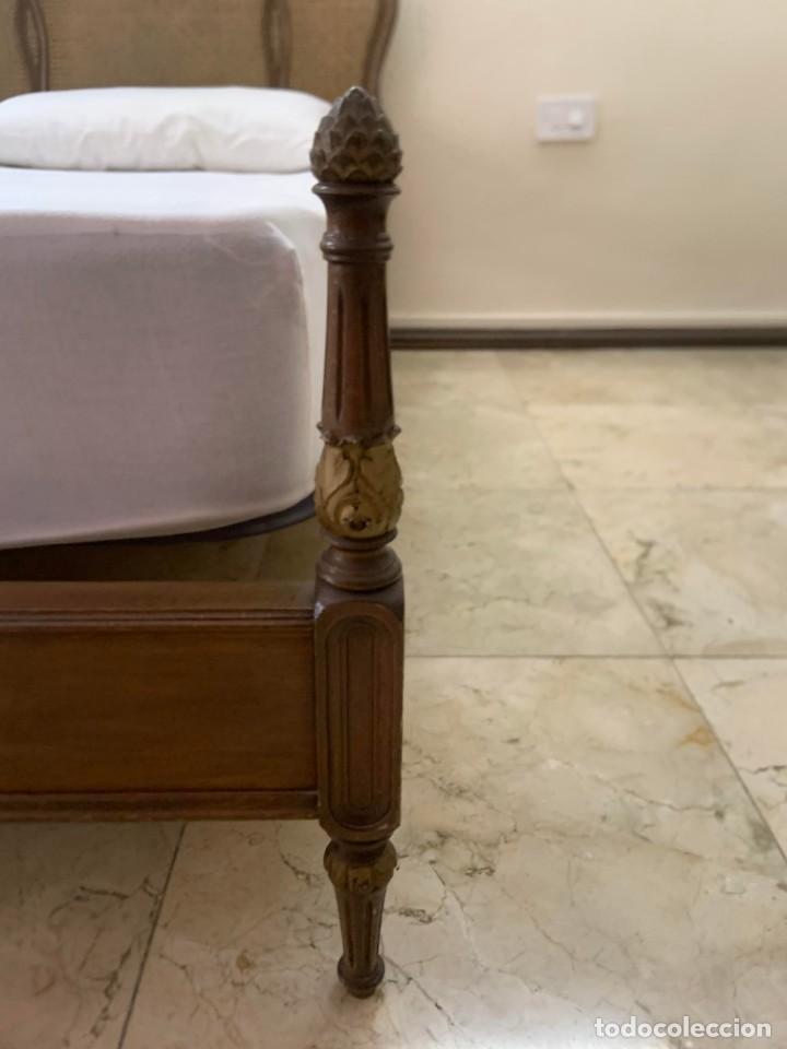 Antigüedades: Juego de camas Barroco - Foto 2 - 210843642
