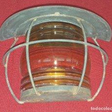 Antigüedades: APLIQUE DE PARED MEDIADOS SIGLO XX. Lote 210937812