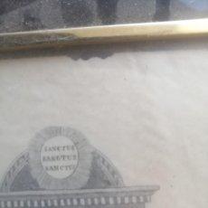 Antigüedades: ANTIGUA PIEZA RELIGIOSA. Lote 210943340