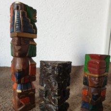 Antigüedades: FIGURAS DE MEXICO. Lote 210964832