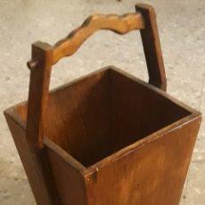 Antigüedades: ANTIGUA CUBA DE GRANERO. Lote 210967422