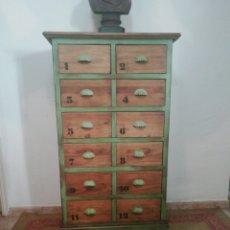 Antigüedades: CAJONERA VINTAGE. Lote 210979704