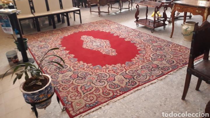 Antigüedades: Espectacular alfombra persa Iran - Foto 2 - 211173811