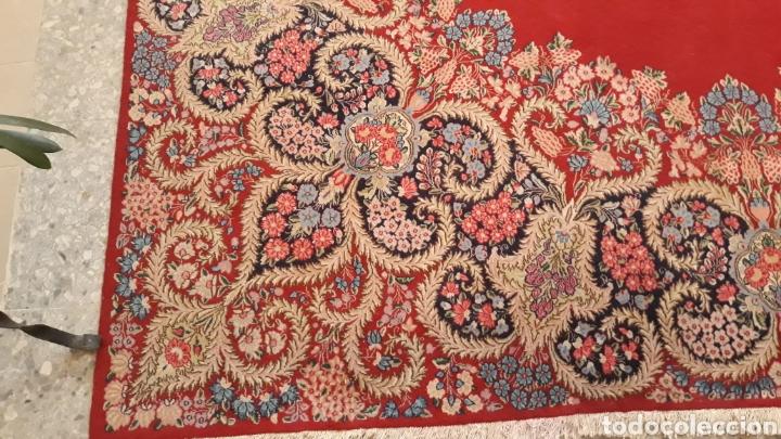 Antigüedades: Espectacular alfombra persa Iran - Foto 3 - 211173811