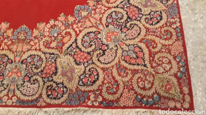 Antigüedades: Espectacular alfombra persa Iran - Foto 4 - 211173811