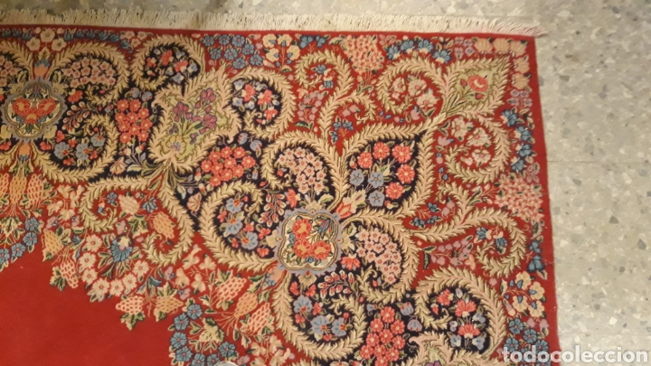 Antigüedades: Espectacular alfombra persa Iran - Foto 6 - 211173811