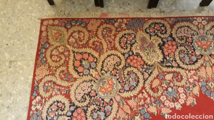 Antigüedades: Espectacular alfombra persa Iran - Foto 7 - 211173811