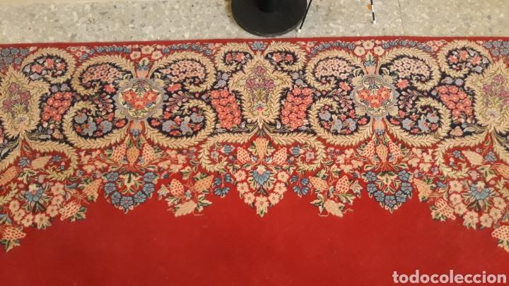 Antigüedades: Espectacular alfombra persa Iran - Foto 8 - 211173811