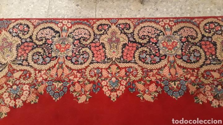 Antigüedades: Espectacular alfombra persa Iran - Foto 9 - 211173811