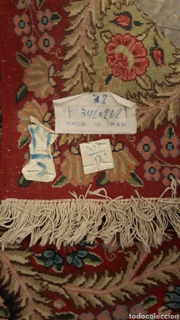 Antigüedades: Espectacular alfombra persa Iran - Foto 10 - 211173811