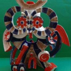Antigüedades: BÚHO DE SARGADELOS.. Lote 211275134