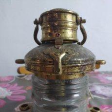 Antigüedades: ANTIGUO FAROL DE BARCO - MASTHEAD. Lote 211394475