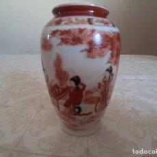 Antigüedades: JARRÓN DE PORCELANA. JAPONÉS.. Lote 211395621