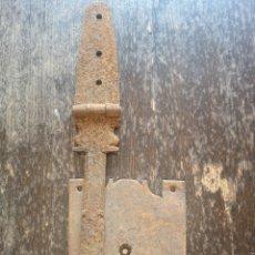 Antigüedades: CERRADURA ANTIGUA DE BAÚL SIGLO XIX . HERRAJE. HIERROS.. Lote 211398525