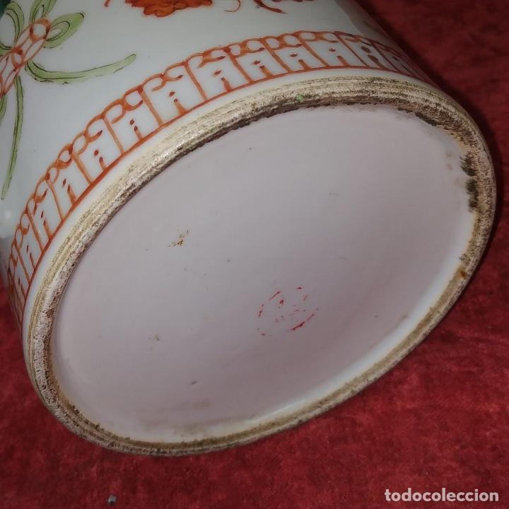 Antigüedades: COLECCIÓN DE 5 TETERAS CHINAS. PORCELANA ESMALTADA. MARCAS DE AXPORTACIÓN. CHINA. XIX-XX - Foto 18 - 211398589