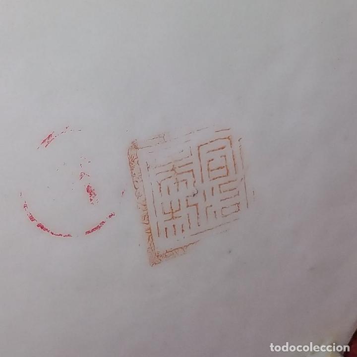Antigüedades: COLECCIÓN DE 5 TETERAS CHINAS. PORCELANA ESMALTADA. MARCAS DE AXPORTACIÓN. CHINA. XIX-XX - Foto 46 - 211398589