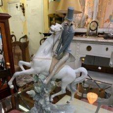Antigüedades: PAREJA DE FIGURAS DE LLADRO. Lote 211414272