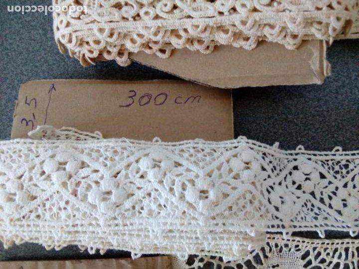 Antigüedades: Encaje - Foto 6 - 211429157