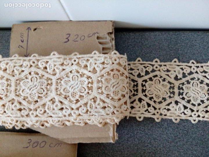 Antigüedades: Encaje - Foto 8 - 211429157