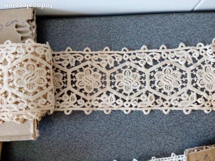 Antigüedades: Encaje - Foto 9 - 211429157