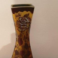 Antigüedades: GALLE, JARRÓN , VIDRIO, ART NOUVEAU. Lote 211508151