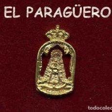 Antigüedades: MEDALLA INSIGNIA ORO DE LA HERMANDAD ROCIERA ( MURCIA ) Nº33. Lote 211519669