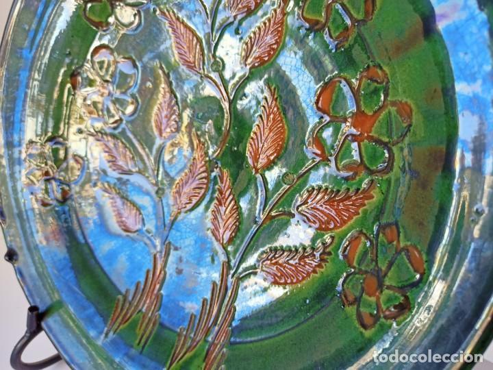 Antigüedades: Pareja de platos, 30cm, Tito - Foto 3 - 211564792