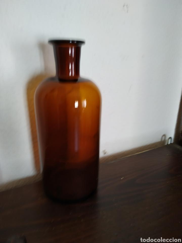 Antigüedades: Bote de farmacia .Ppios de siglo xx - Foto 3 - 211580469