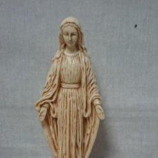 Antigüedades: FIGURA VIRGEN MARIA LA INMACULADA DE DIMO - SELLADA. Lote 211595141