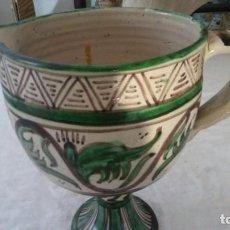 Antigüedades: PIEZA DE CERAMICA TERUEL. Lote 211612366