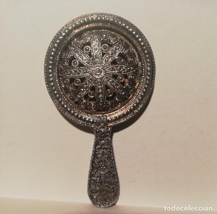 Antigüedades: Antiguo espejo - Foto 5 - 211633596