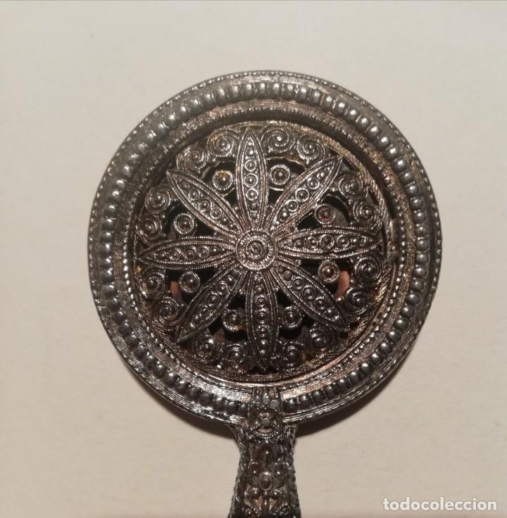 Antigüedades: Antiguo espejo - Foto 6 - 211633596