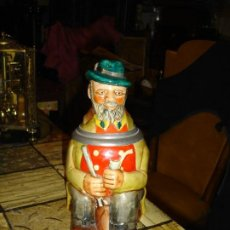 Antigüedades: FA,NTASTICA JARRA DE CERCEZA ALEMANA FINALES SIGLO XIX PRINCIPIOS DEL XX MUY RARA. Lote 211642796